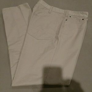 NWOT Nautica kahki mens pants 36/32